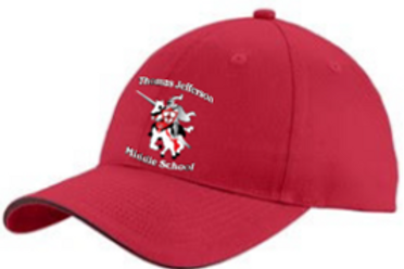TJ Baseball Cap With Embroidery