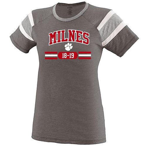 Milnes Ladies Fanatic T