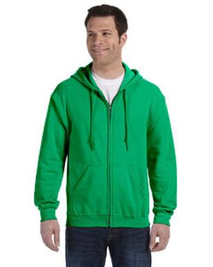 Kadee's Gildan Adult Zip Up Sweatshirt