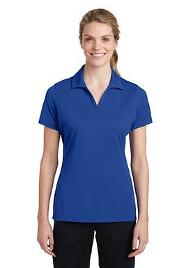 McKinley Staff Ladies Short Sleeve Polo