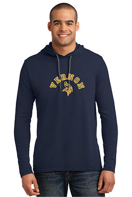 Lounsberry Adult Long Sleeve T with Hood