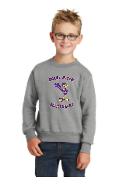 Rocky River Crew Neck Sweatshirt