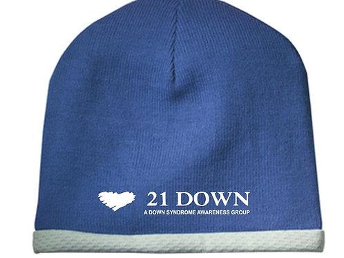 21 Down Beanie Hat