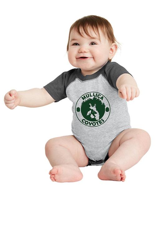 Mullica Baby Onsie Raglan