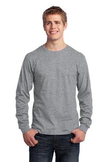 Franklin Long Sleeve T Adult Logo