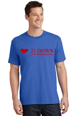 21 Down Royal T Shirt