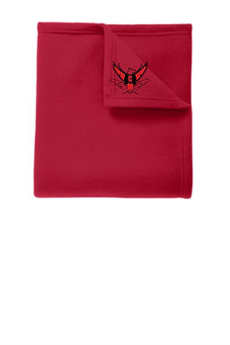 Sycamore Fleece Blanket