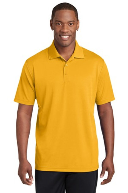 Intermediate Staff Mens Short Sleeve Polo