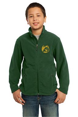 VMES Embroidered Fleece Jacket