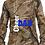 Thumbnail: Titan Camo Cheer Dad Long Sleeve T Shirt
