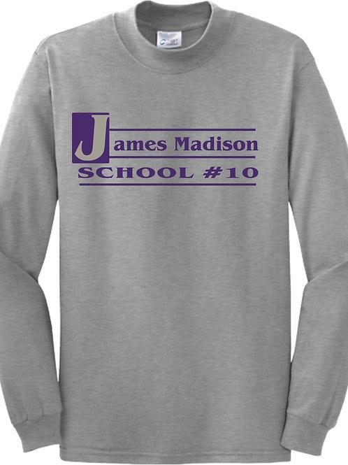 James Madison Long Sleeve T
