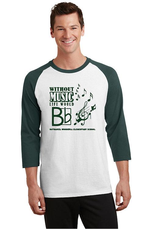 Woodhull Music Shirts