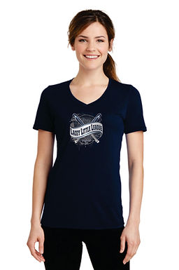 Lacey Coach V Neck Performance T