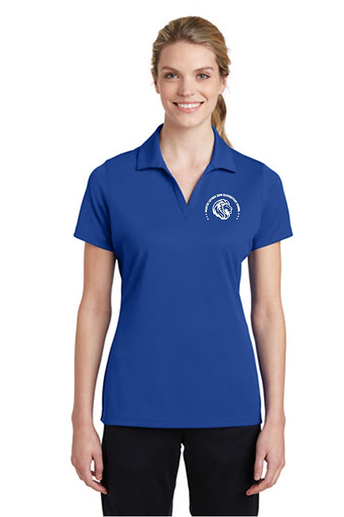 MLK Short Sleeve Polo Men's & Womens's With Emberoidry