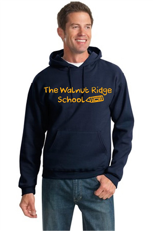 Walnut Ridge Hoodie Screenprint/Glitter