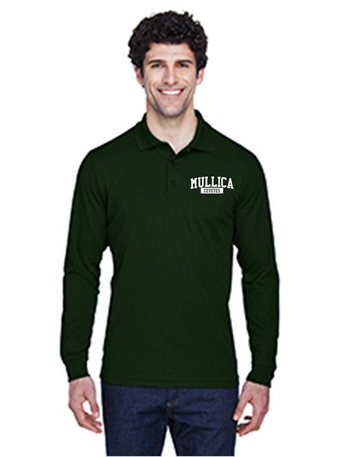 Mullica 365 Core Polo Men's & Womens LS