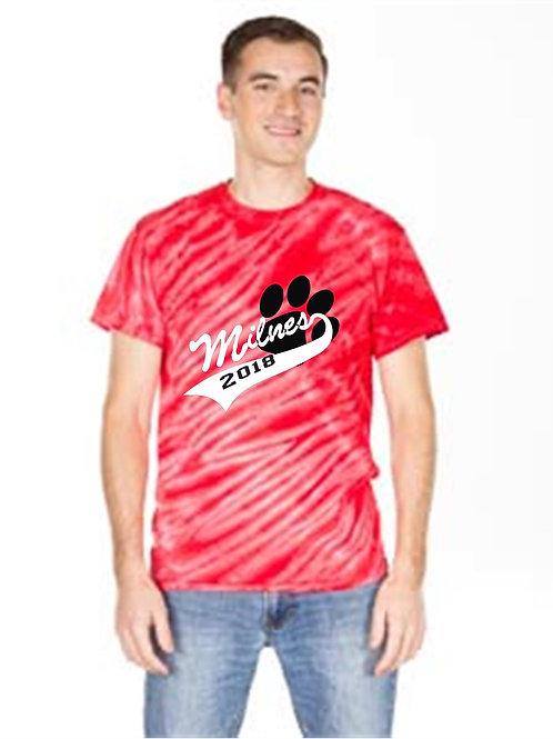 Milnes Tye Dye T Shirt