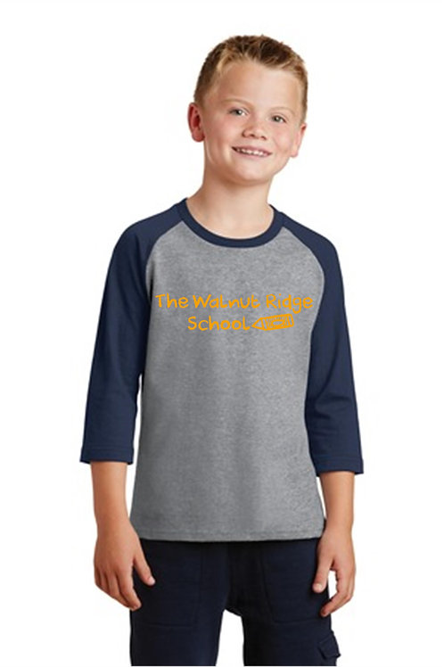 Walnut Ridge Baseball T Shirt Screenprint/Glitter