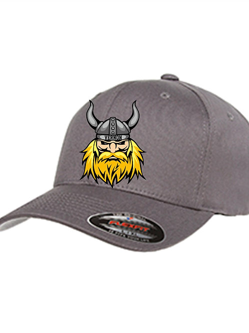Flex Fit Cap with embroidered logo