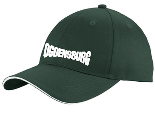 Ogdensburg Hat with embroidery