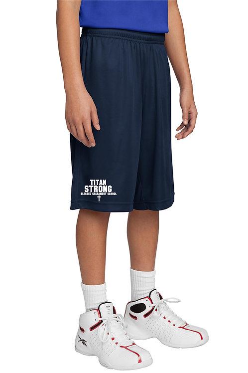 BSS Sport Tek Youth Shorts