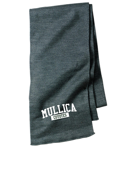 Mullica Knitted Scarf