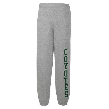 Elastic Bottom Sweatpants