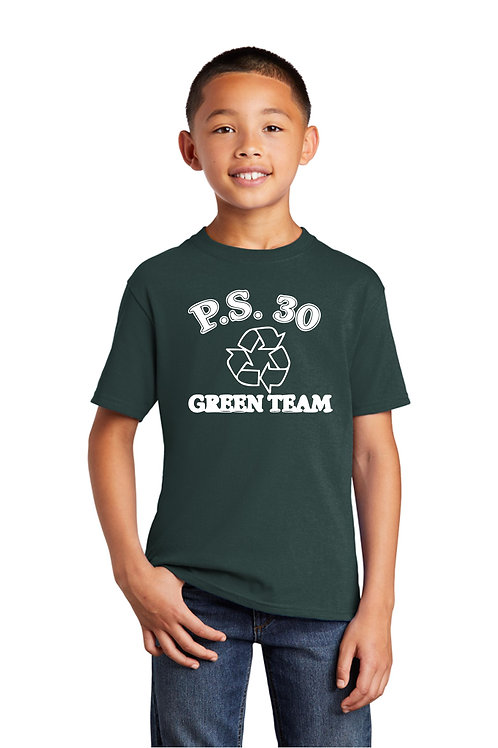 PS 30 Green Team T