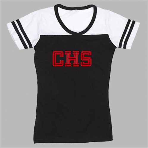 Cherry Hill Rhinestone Powder Puff Shirts