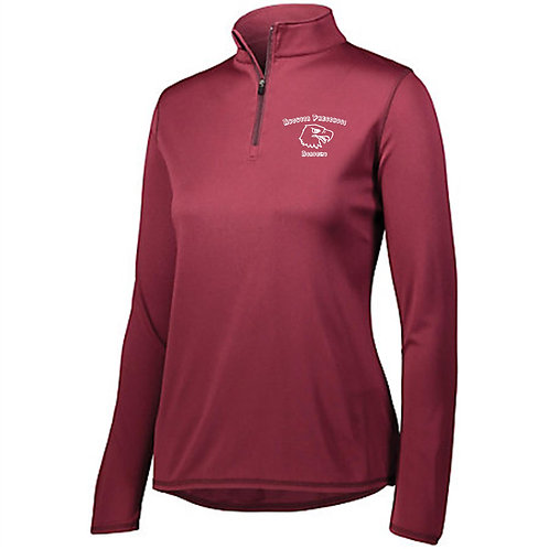 Augusta Preschool Ladies 1/4 Zip
