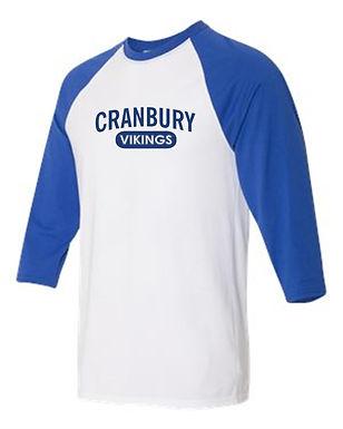 Cranbury  Hanes Raglan