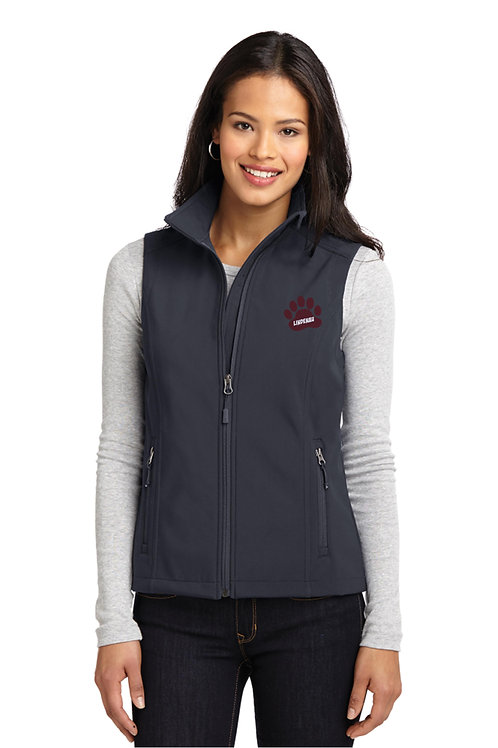 Anna C. Scott Ladies & Men's Soft Shell Vest