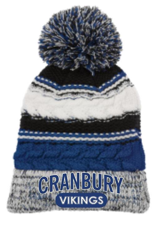 Cranbury Spectator Pom Hat