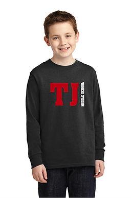 TJ Long Sleeve T Shirt