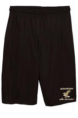 Edison Wrestling Sport Tek Youth Shorts