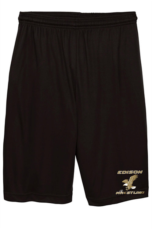 Edison Wrestling Sport Tek Youth Shorts