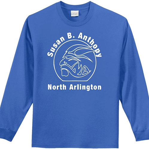 Susan B Anthony Long Sleeve T