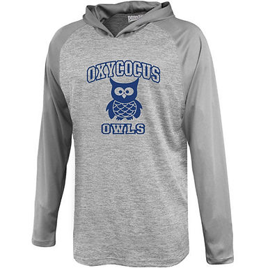 Oxy LS Hooded Performance T