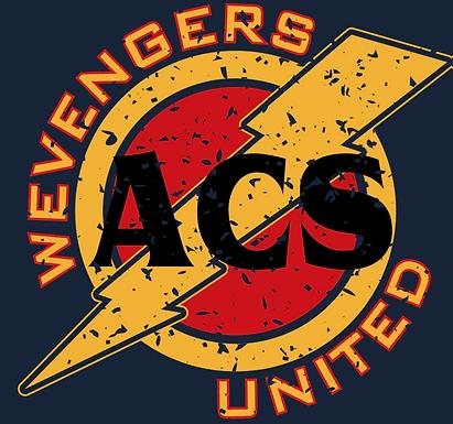 Anna C Scott Super Hero Long SleeveShirt
