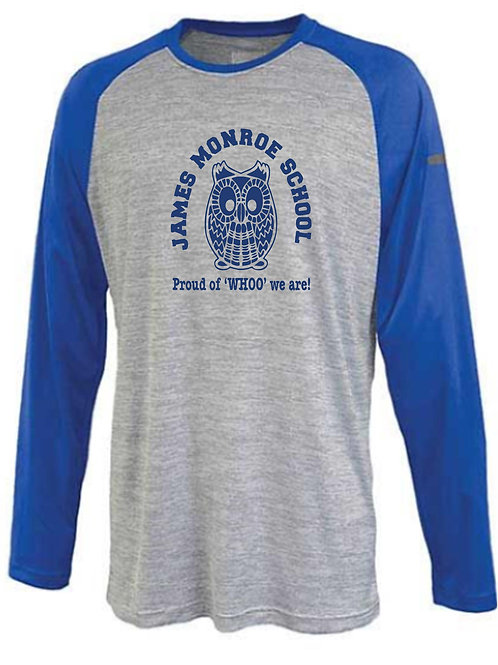 James Monroe Stratos Raglan