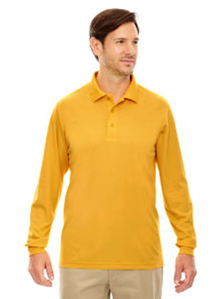 McKinley Staff Mens Long Sleeve Polo
