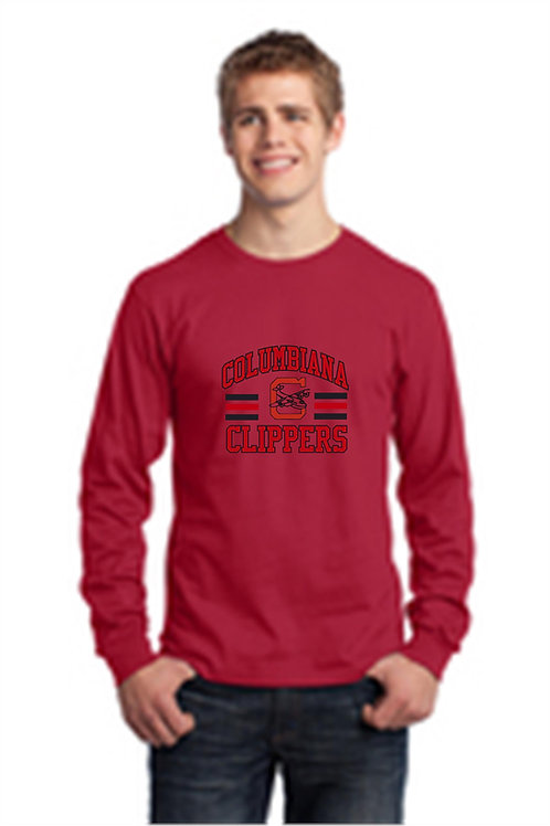 Columbiana Long Sleeve T Shirt