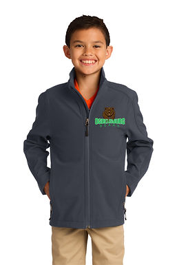 Ogdensburg Soft Shell Jacket W/Embroidery