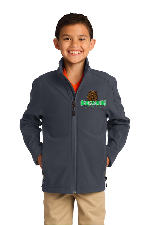 Ogdensburg Soft Shell Jacket W/Embroidery