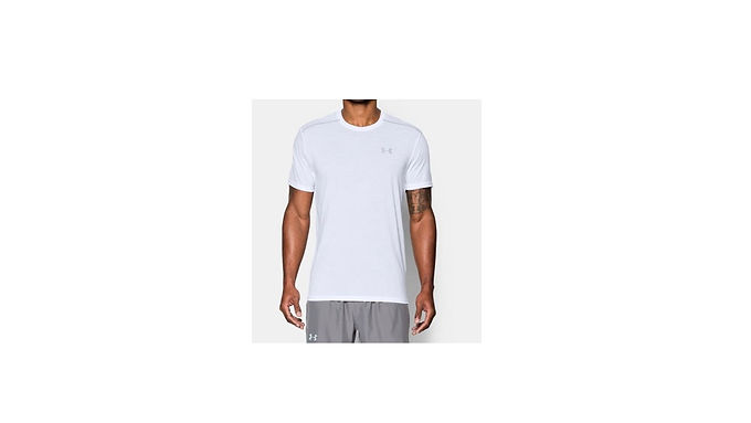 Eustis UA Threadborne Rival Performance T Shirt