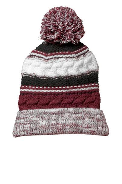 Anna C Scott Spectator Pom Hat