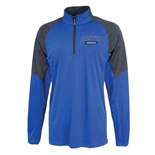 Cranbury Atlas 1/4 Zip Embroidered
