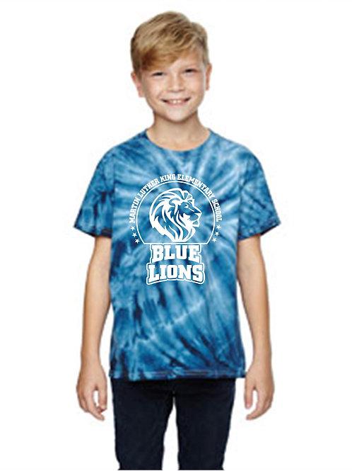MLK Tie Dye T Shirt