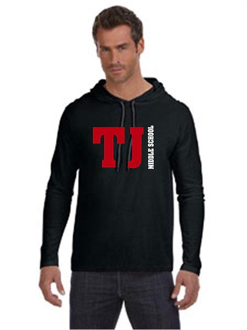 TJ Long Sleeve T With Hood