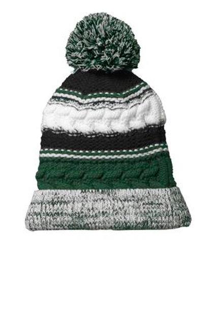 Ogdensburg Pom Pom Hat